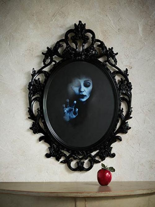 kraupus veidrodis