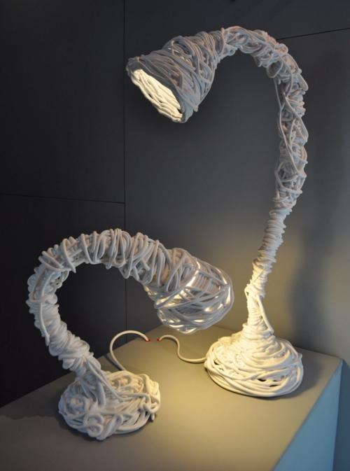 strange lamps