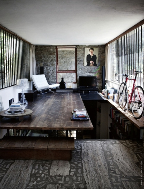 cosy interior