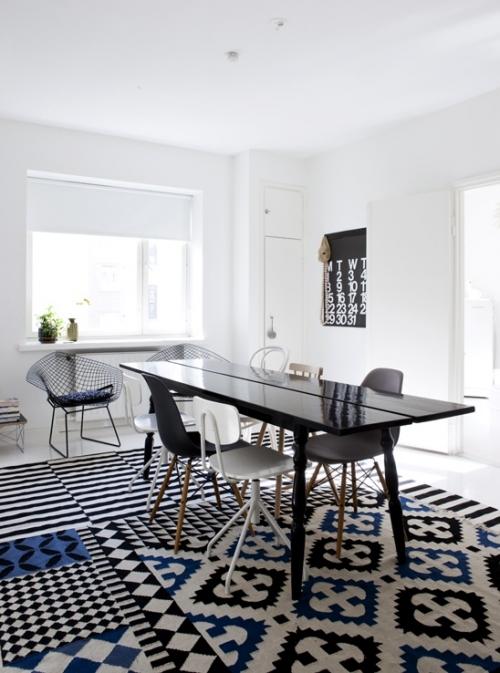 scandinavian style floor