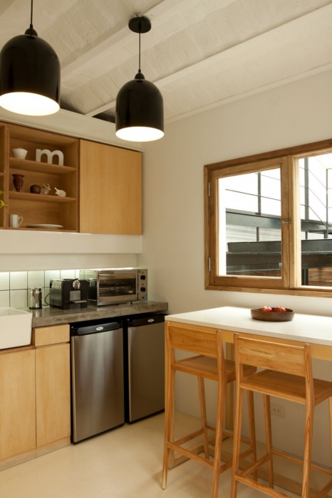 idėjos mažai virtuvei