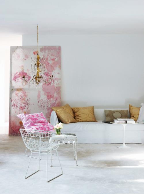 summer interior