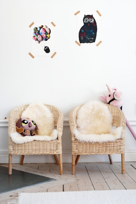 cute children room