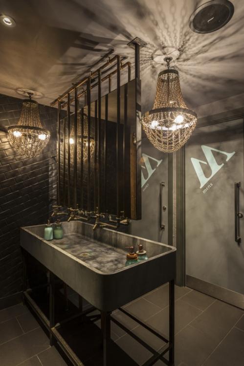 public wc design