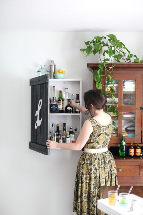 cabinet for drinks