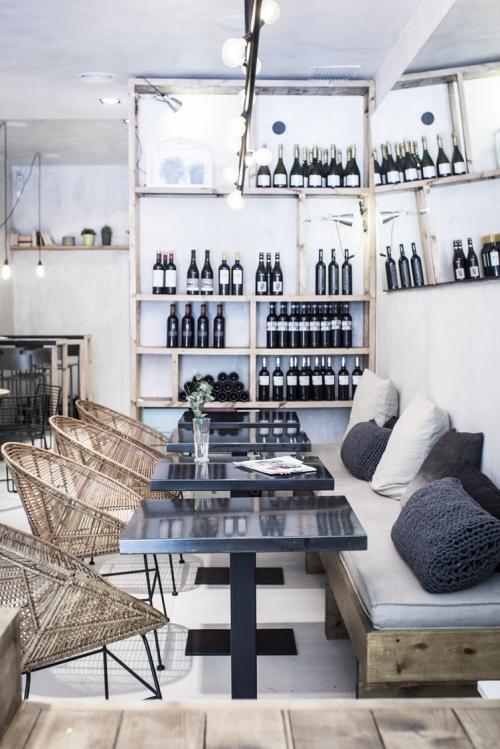 vynas kavinė