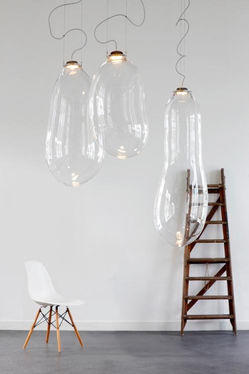 transparent lamps