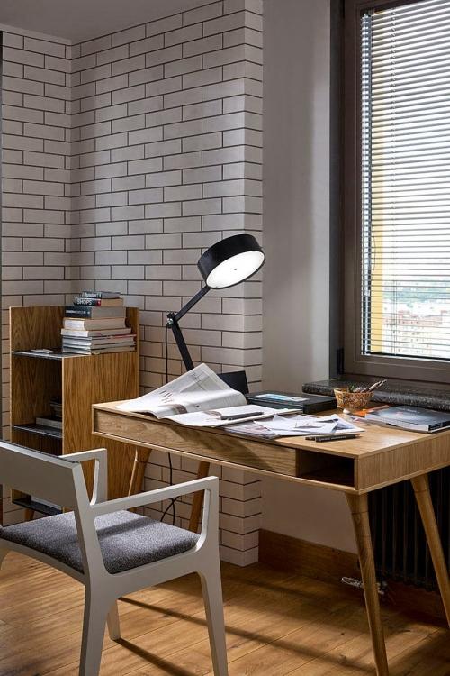 darbo stalo dizainas