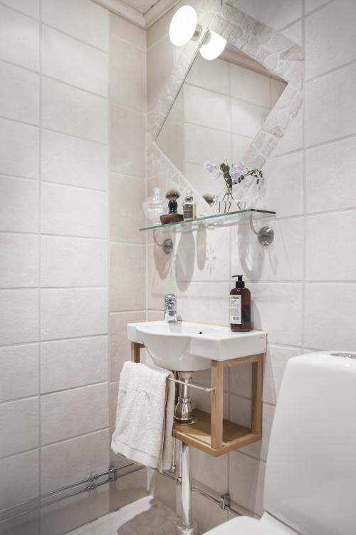 idėjos mažai voniai