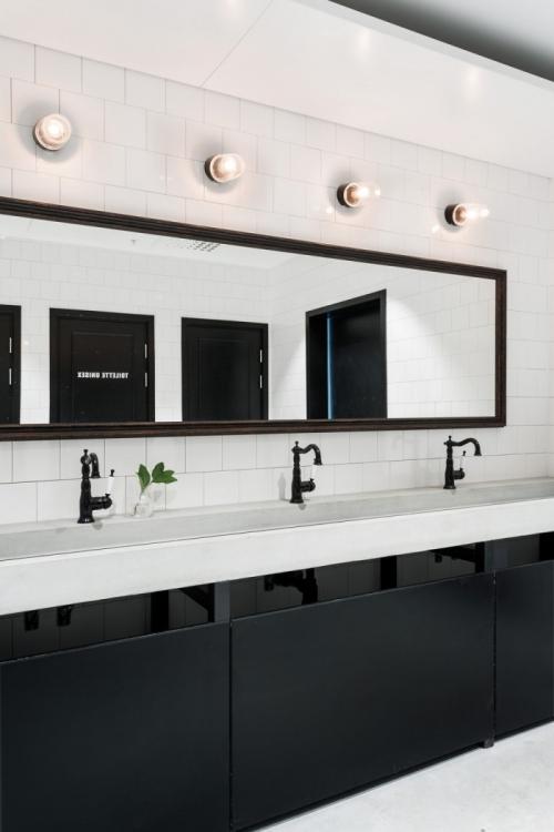 tualetas visuomeninėje patalpoje