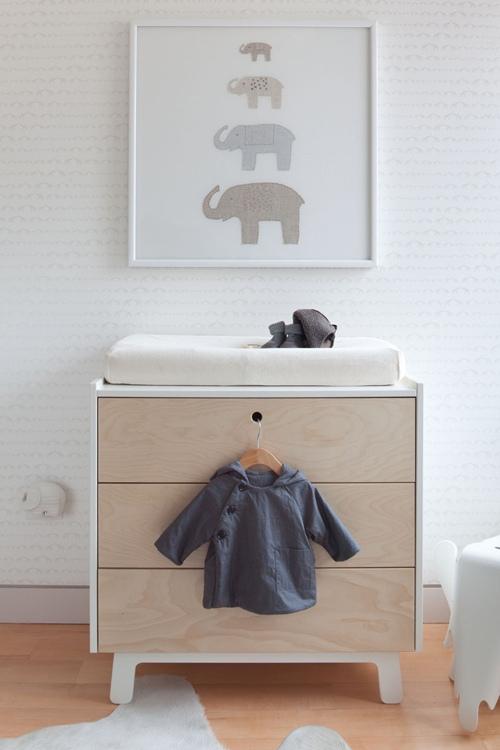 baldai kūdikui