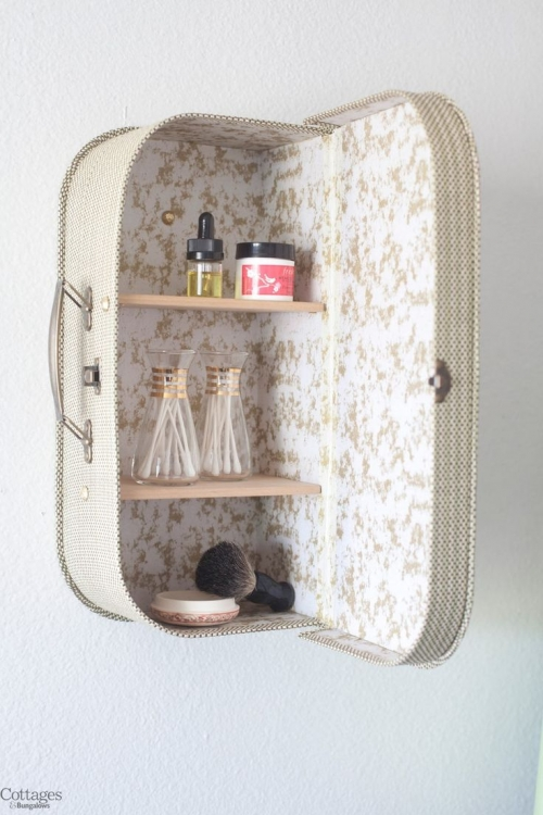 suitcase diy ideas
