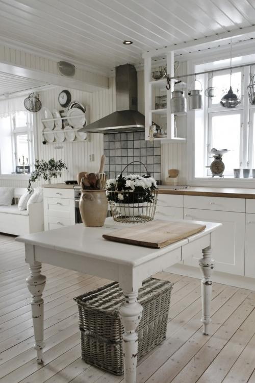 sodybos virtuvė