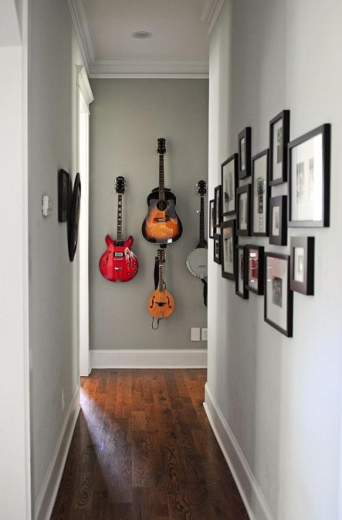 guitars display