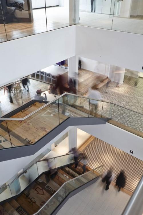 laiptų dizainas