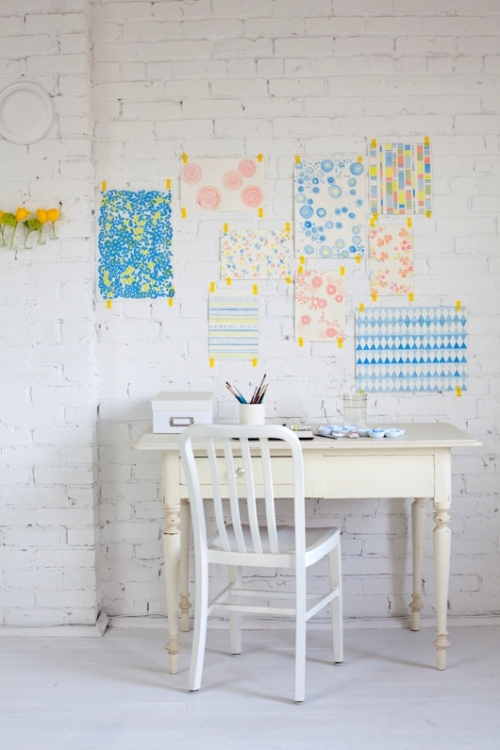 working table ideas