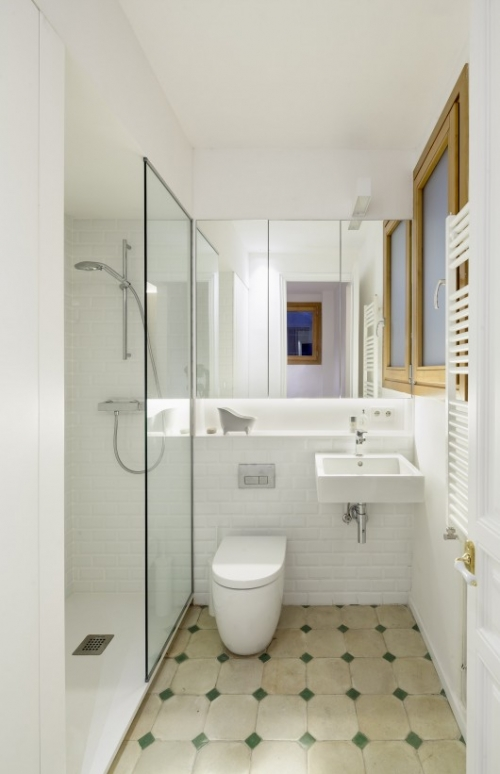bathroom layout ideas
