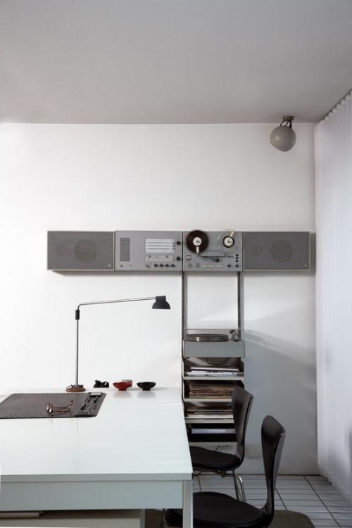 stereo įranga