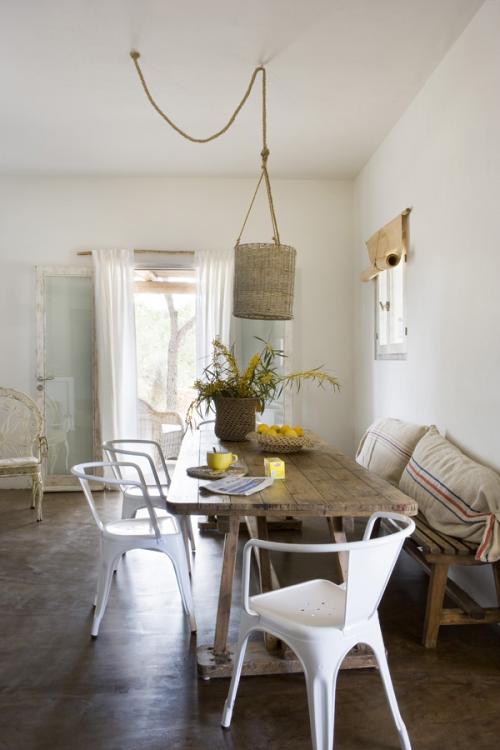 homestead interior