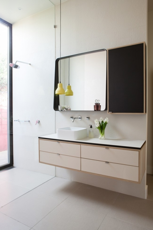 idėjos vonios kambariui
