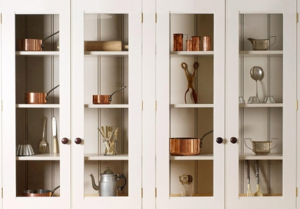 tidy cabinets