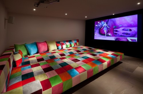 room for home cinema