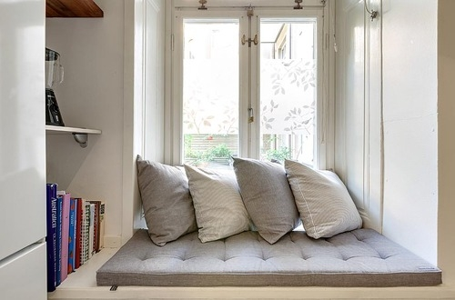 soft window seat
