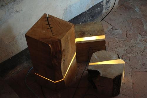 ekologiškas šviestuvas