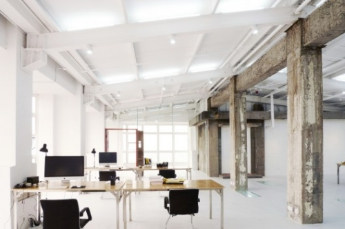 office at loft