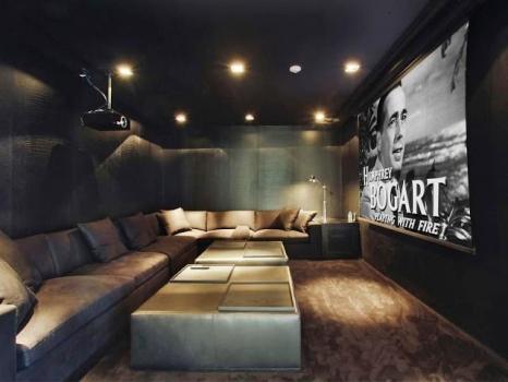 kino kambarys
