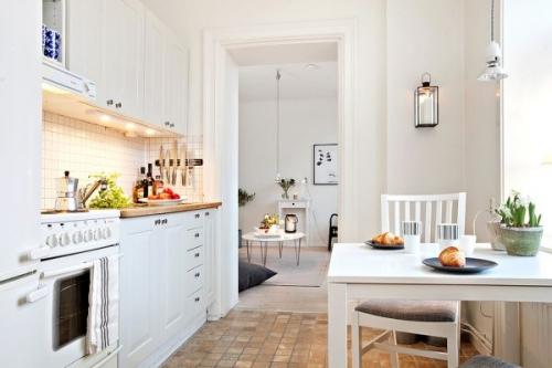 mažos virtuvės idėjos