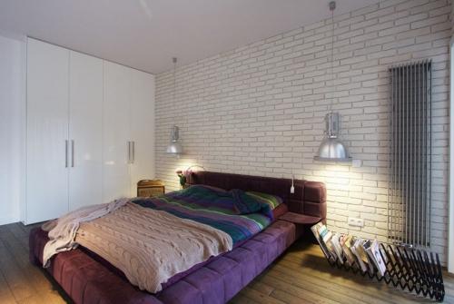 bedroom interior loft