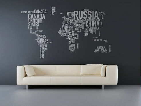 map wall 3
