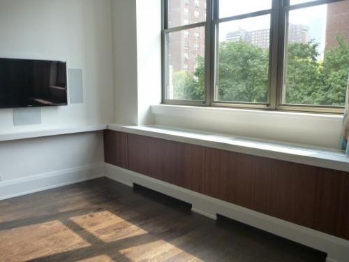 cabinet over radiator