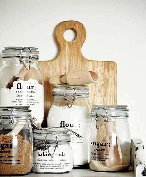 beautiful jars