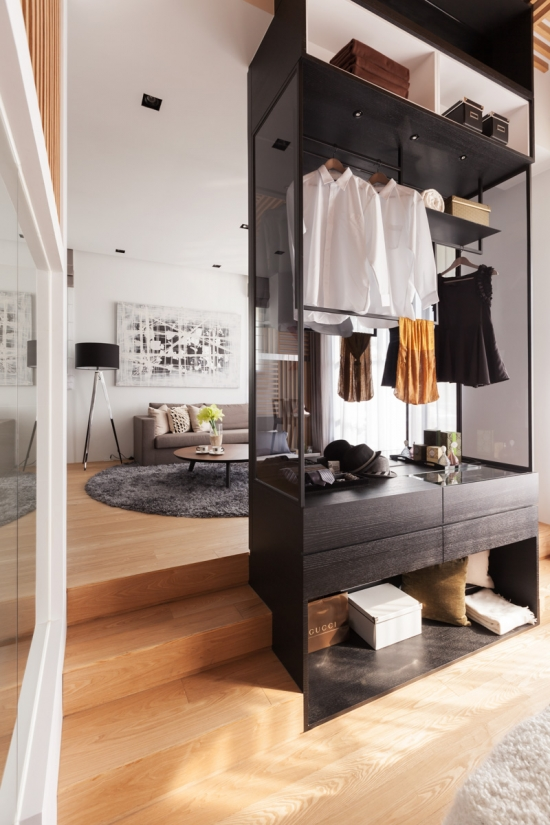 ideas for open wardrobe