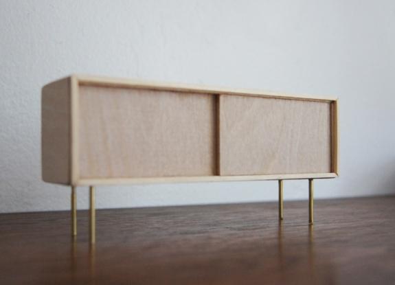 small furniture model