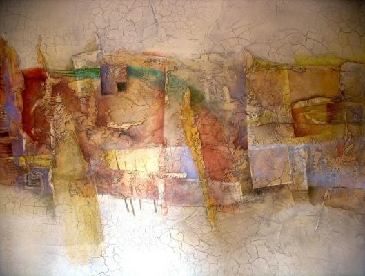 meninis sienų dekoras