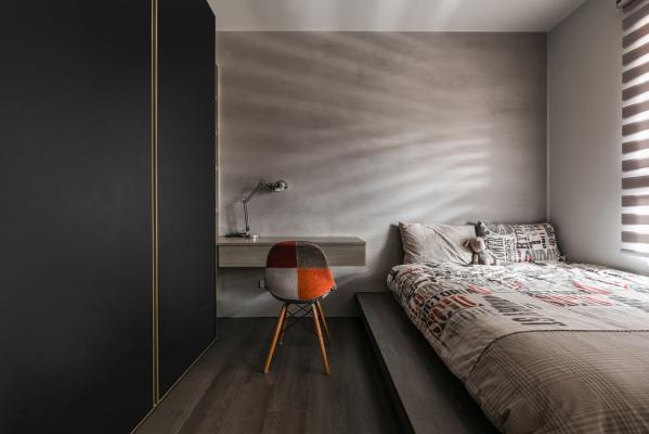 modernus paauglio kambarys
