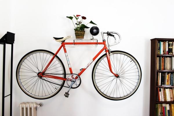 dviracio laikiklis