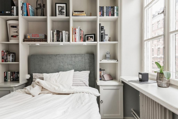 tips for small bedroom