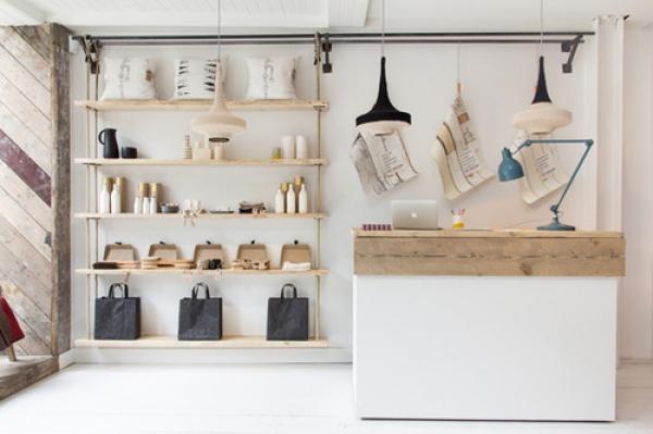 scandinavian style shop