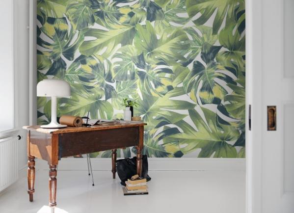 augalu tapetai