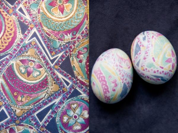 silk eggs