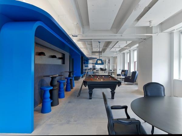 linkedin office in new york