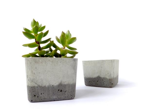 vasa from concrete