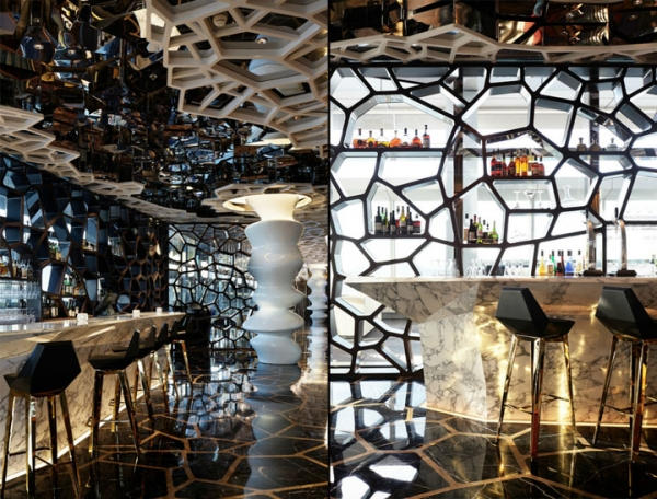 amazing restaurant interior