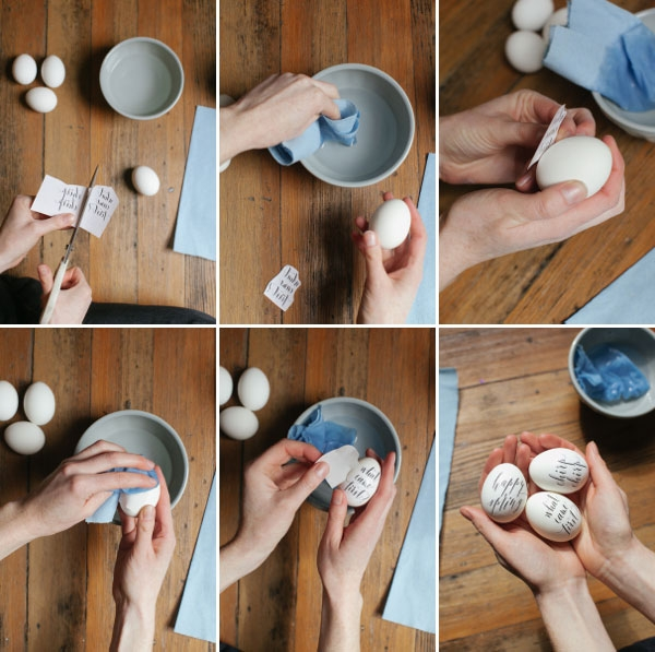 eggs DIY ideas