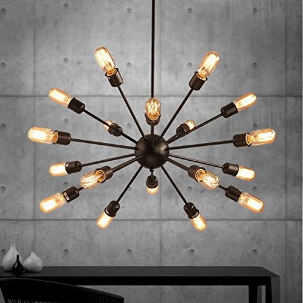sputnik pendant light
