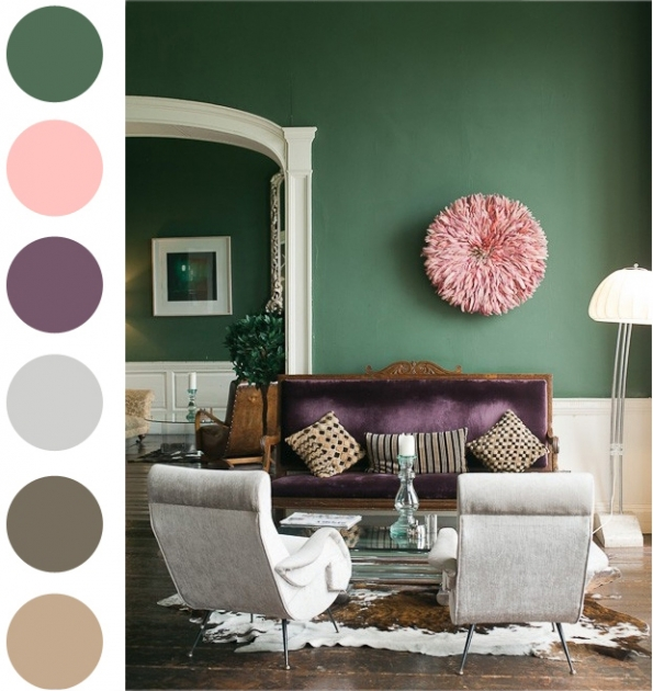 color pallete mood board